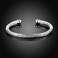 Picture of Discount Platinum Plated Platinum Plated Bangles