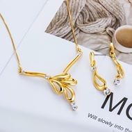 Picture of Gorgeous And Beautiful Classic Style Female 2 Pieces Jewelry Sets