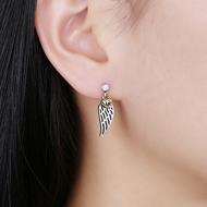 Picture of  Simple Holiday Dangle Earrings 3LK053882E
