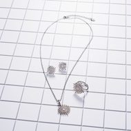 Picture of  Delicate Small 3 Piece Jewelry Sets 3FF054572S