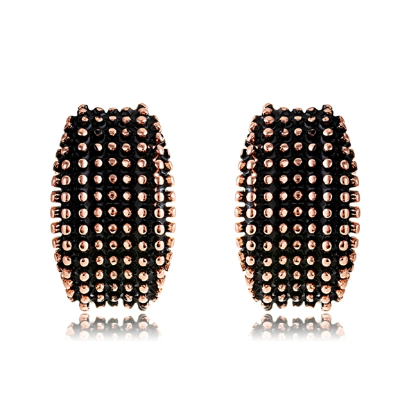 Picture of Recommended Rose Gold Plated Casual Stud Earrings from Top Designer