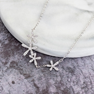 Picture of Need-Now White Small Pendant Necklace from Editor Picks