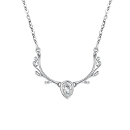 Show details for Inexpensive 925 Sterling Silver Fashion Pendant Necklace from Reliable Manufacturer