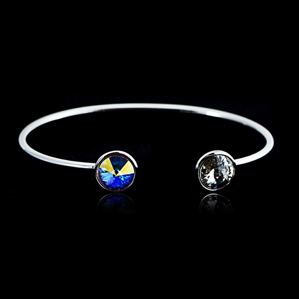 Picture of Fast Selling Colorful Zinc Alloy Fashion Bangle from Editor Picks