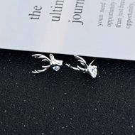 Picture of Sparkling Casual White Stud Earrings