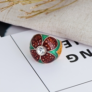 Picture of Reasonably Priced Zinc Alloy Flower Fashion Ring from Reliable Manufacturer