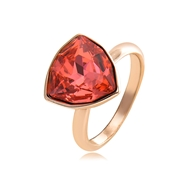 Picture of Cheap Rose Gold Plated Casual Fashion Ring From Reliable Factory