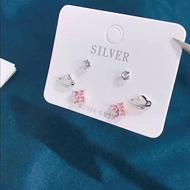 Picture of Funky Casual Cubic Zirconia Stud Earrings