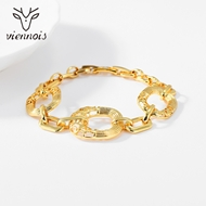 Picture of Dubai Gold Plated Fashion Bracelet with Fast Shipping
