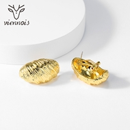 Picture of Dubai Gold Plated Stud Earrings with 3~7 Day Delivery