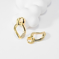 Picture of Delicate Small Stud Earrings with Fast Shipping