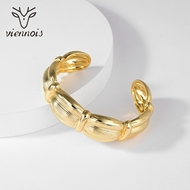 Picture of Designer Gold Plated Zinc Alloy Fashion Bangle with Easy Return