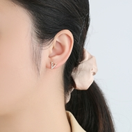 Picture of Delicate Small Stud Earrings Online Only